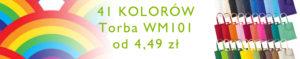 Torba bawelniana WM101
