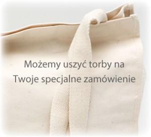szycie toreb bawełnianiych