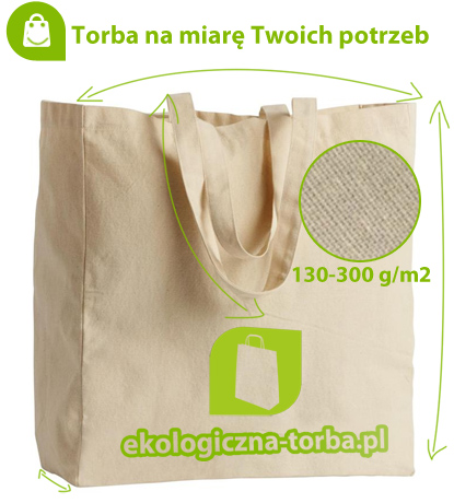 torby ekologiczne szyte na zamówienie