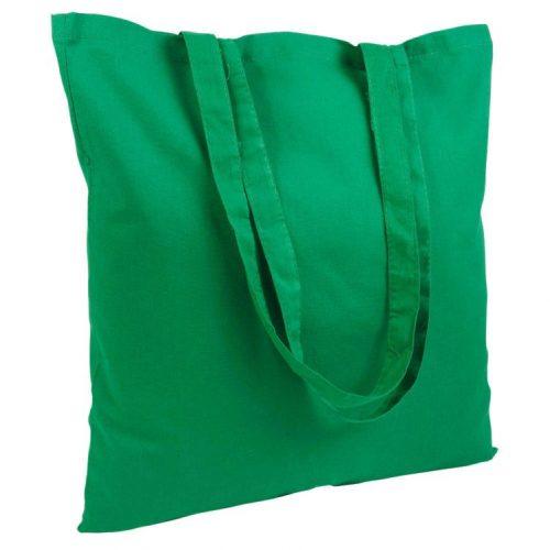 Torba bawełniana reklamowa zielona