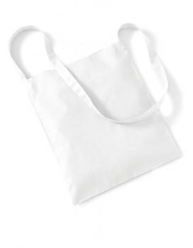 Torba bawełniana sling B6 biała