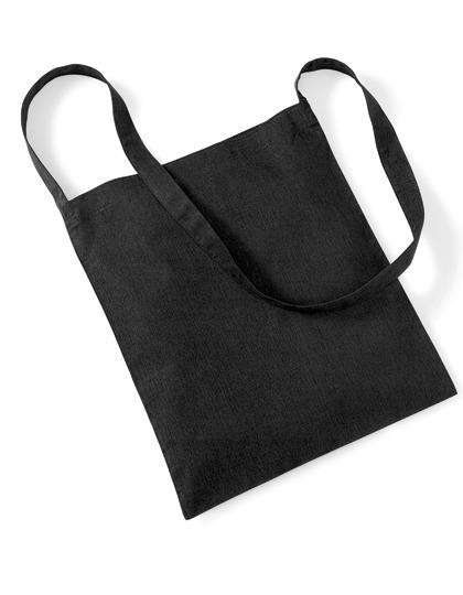 078d7f65fe018 Torba bawełniana Sling czarna B13 . Najlepsze torby bawełniane.