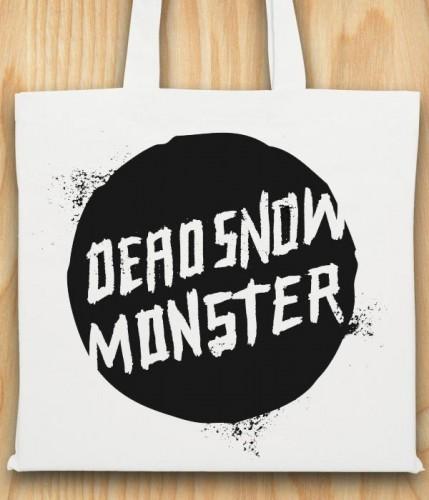 Dead snow monster