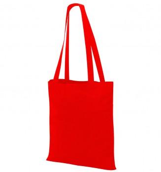 Torba bawełniana czerwona Promo B3