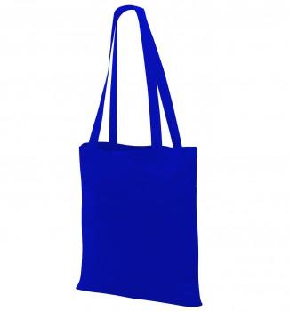 Torba bawełniana niebieska Promo B3