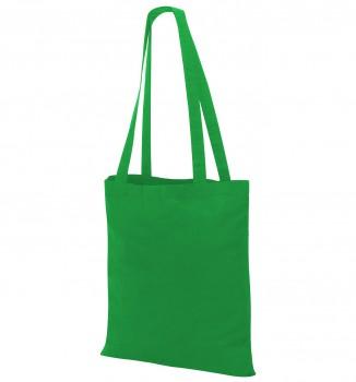 Torba bawełniana zielona Promo B3