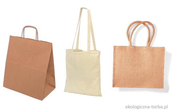 ekologiczne torby na targi