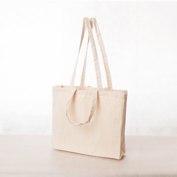 cotton bag b10 340 gsm