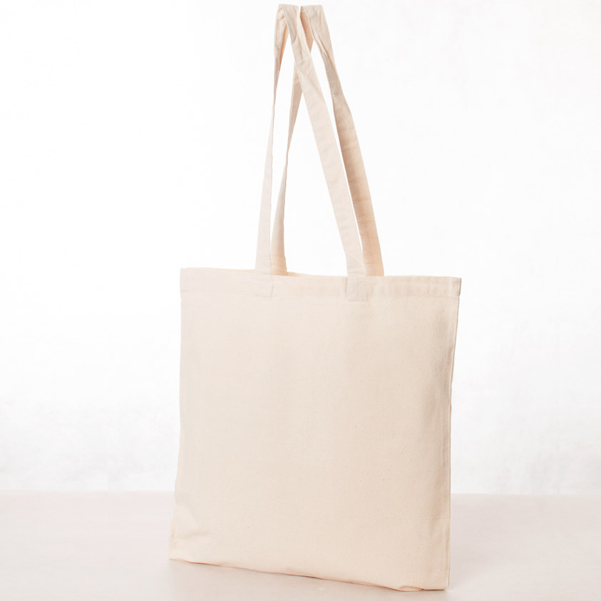 cotton bag natural B5