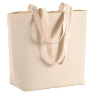 Duża torba bawełniana na zakupy