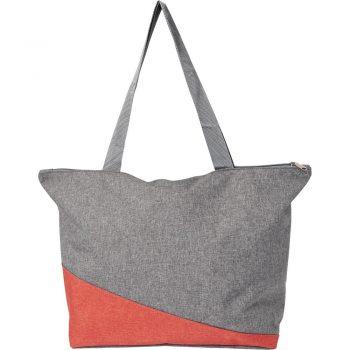 Dwukolorowa torba plażowa