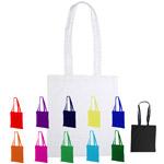 Kolorowe torby bawelniane