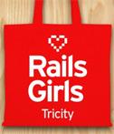 Torba bawelniana Rail Girls
