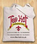 Torba bawelniana naturalna Tee Hut