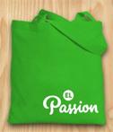 Torba bawelniana zielona ElPassion
