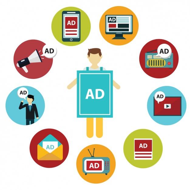 Rozne formy reklamy